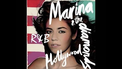 Hollywood Lyrics Marina And The Diamonds Album Version