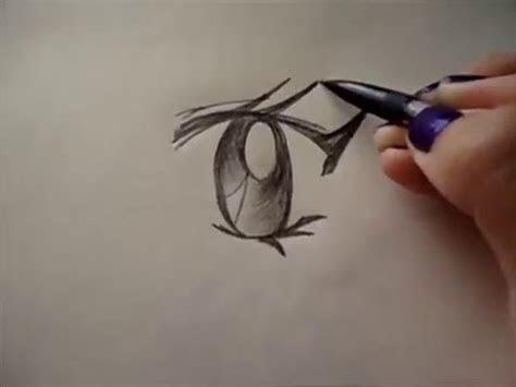 beginners step  step drawing animemanga girl eyes
