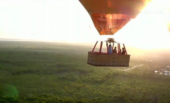 Survivor: Τα νεύρα του Σπαλιάρα, το...μπάνιο της Βαλαβάνη και η βόλτα με το αερόστατο [vids]