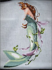 Queen Mermaid, as of 10/27