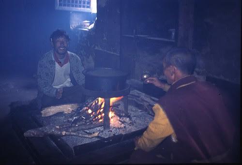 gompa fireside