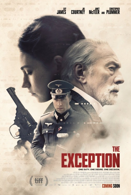 Resultado de imagem para movie poster The Exception