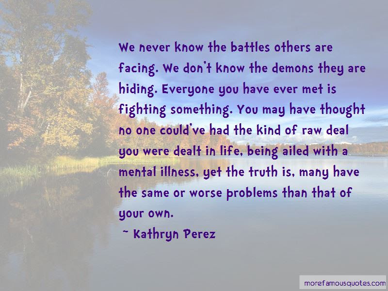 Quotes About Fighting Others Battles Top 7 Fighting Others Battles