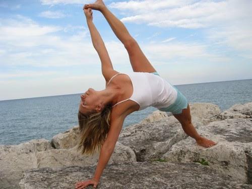 My yoga DD