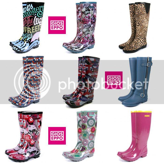 Gioseppo Rain Boots