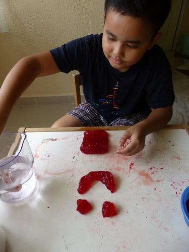 10. Slime shapes