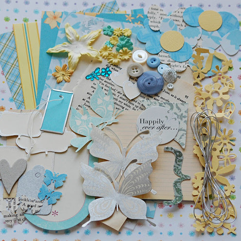 Butterfly Inspiration Kit - My Beautiful Shop