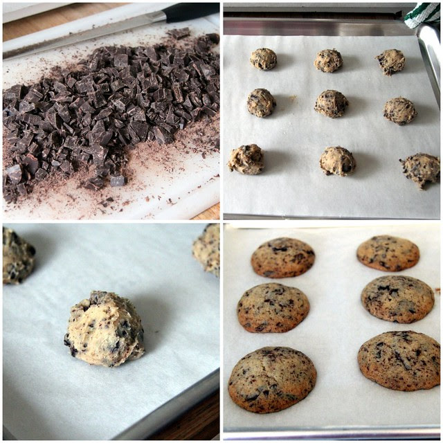 Tyler Florence Chocolate Chip Cookies
