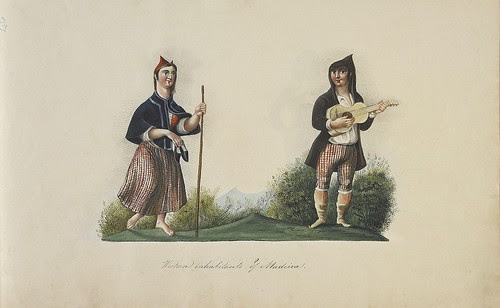 Western inhabitants of Madeira