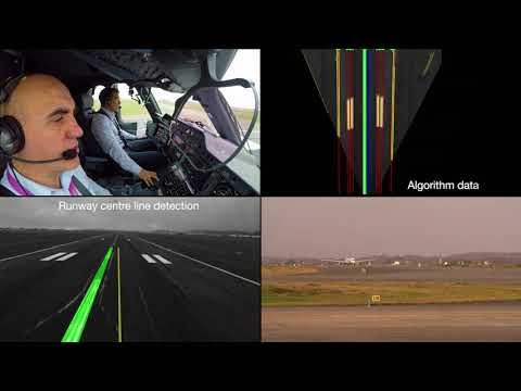 Airbus A350 faz decolagem autônoma