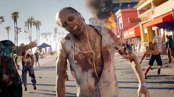 Dead Island 2 recebe divertido trailer na conferência da Sony na E3 2014 (Foto: Reprodução: YouTube)