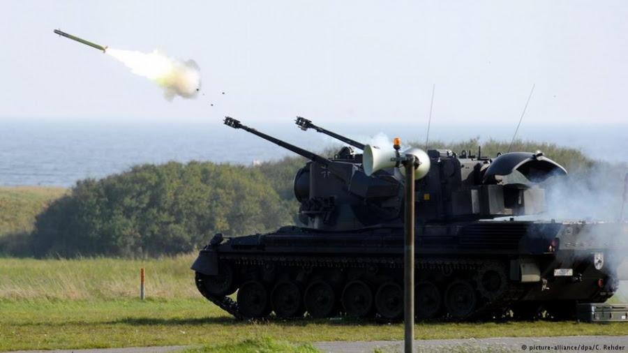 SIRPI: Στα 1,739 τρισ. δολάρια οι διεθνείς δαπάνες για στρατιωτικούς εξοπλισμούς το 2017 - Αύξηση 1,1%