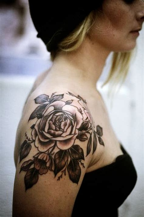 gorgeous rose tattoo designs women bored art