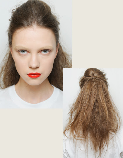 Hairstyles For The 20152016 Fallwinter Season