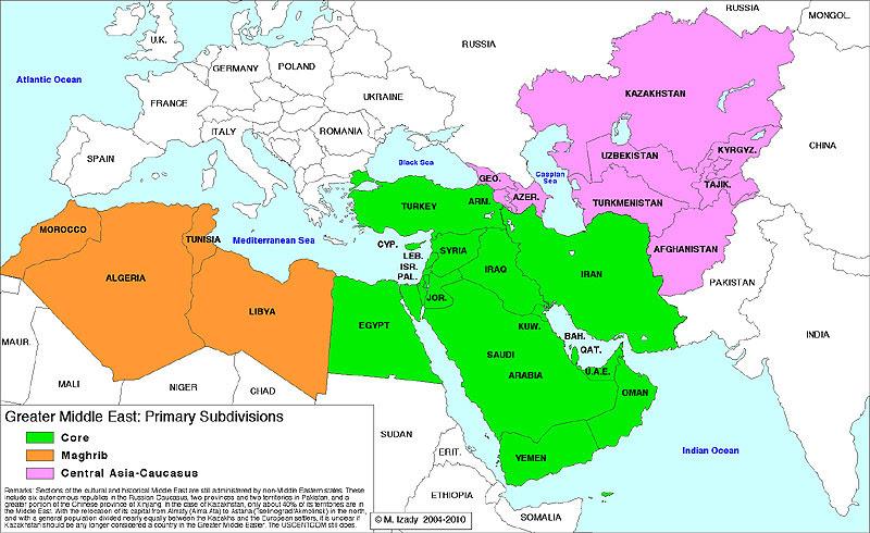 «ΝΑΤΟ» αποφάσισαν στην περιοχή της Μέσης Ανατολής!