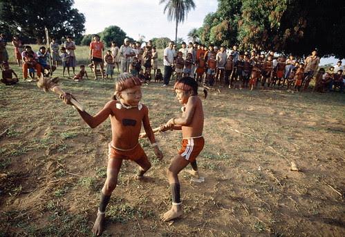 Indigenous People: Shavante Indians of Brazil
