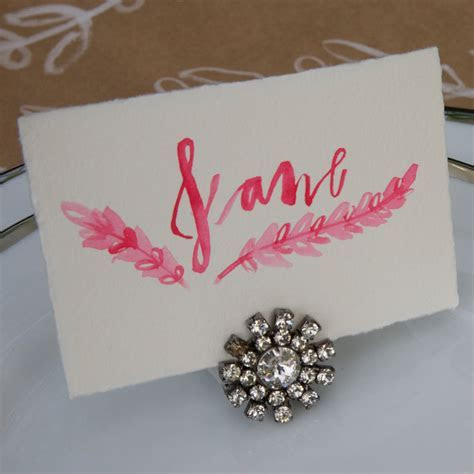 Wedding Placecard Holders Cheap Wedding Place Cards