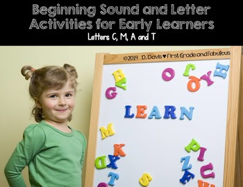 http://www.teacherspayteachers.com/Product/Beginning-Sounds-and-Letter-Activities-with-Letters-C-M-A-and-T-1473120