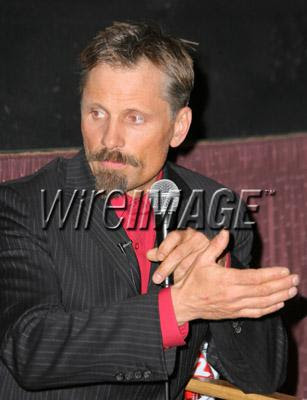 Viggo Mortensen at Eastern Promises screening