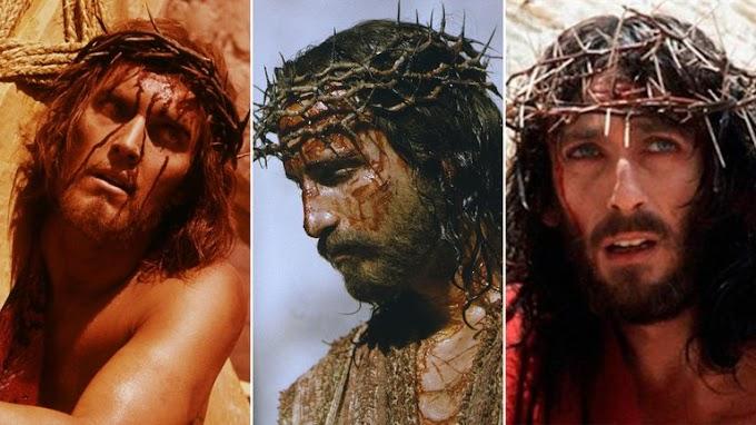 CAVIEZEL, POWELL Y HUNTER: TRES ACTORES PARA LOS QUE ENCARNAR A JESÚS NO FUE UNA BENDICIÓN SINO UNA MALDICIÓN