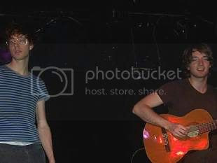 Kings of Convenience: photo by Mike Ligon
