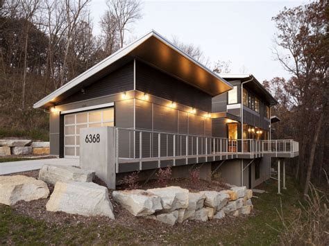 contemporary house plans flat roof mountain contemporary