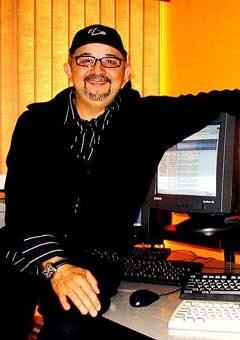 Mário Gomes, empresário gaucho de 49 anos (Foto: Arquivo Pessoal/Divulgação)