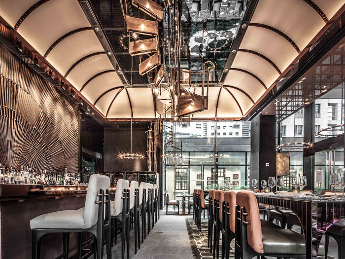 Interior Inspiration Beautiful Restaurant Design Designcurial