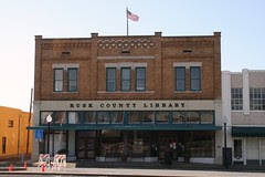 rusk county library