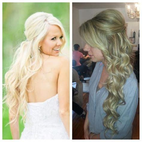 Best 25  Wedding hair extensions ideas on Pinterest