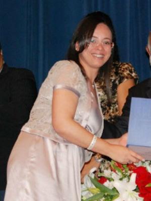 Professora e pastora Marcilene Oliveira Sampaio foi morta ao lado da sobrinha (Foto: Reprodução/Uneb)