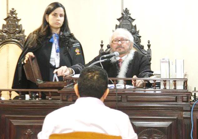 Juiz Raimundo Flexa preside o júri de Vitalmiro Bastos de Moura, o Bida, acusado pelo assassinato de Dorothy Stang