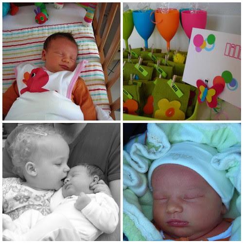 pasgeboren Lili