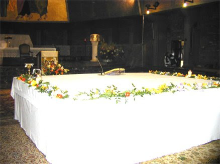 Santa Francesca Cabrini, Pasqua 2006
