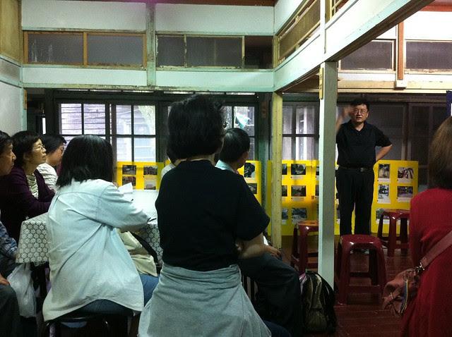 在台灣油杉社區發展協會集合
