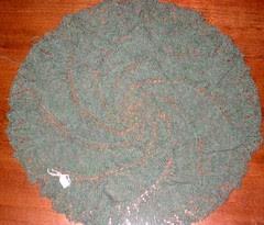 shetland swirl shawl 002
