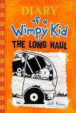 Book Cover Image. Title: The Long Haul (Diary of a Wimpy Kid Series #9), Author: Jeff Kinney