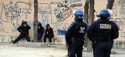 Marseille Police