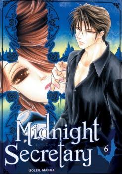 Couverture Midnight Secretary, tome 6