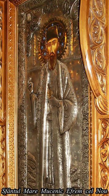 Sfântul  Mare  Mucenic  Efrem  cel  Nou 14