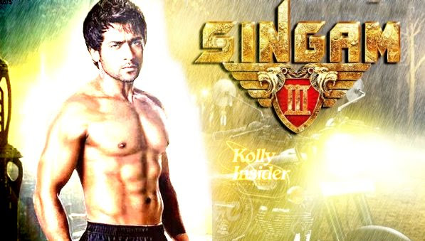 Suriya to have 6 pack again, plays CBI officer role in Singam 3