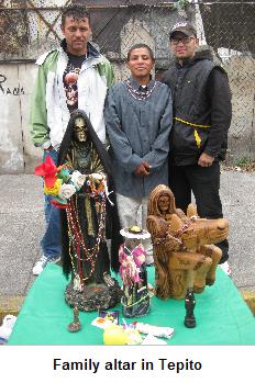 Resultado de imagen para narcos y la santa muerte