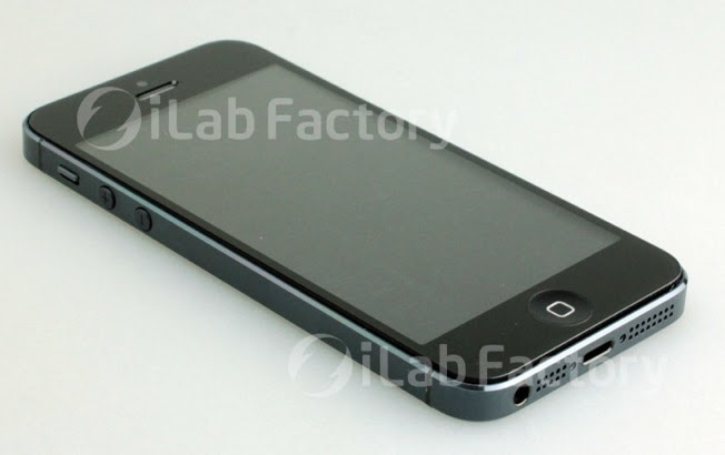 iPhone 5 photos, parts assembled, release in Fall