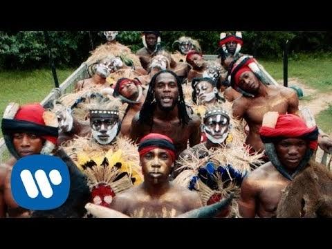 Burna Boy – Wonderful [Official Music Video]