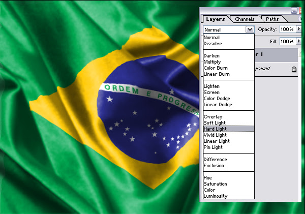 Make Most Realistic Flag in Photoshop image 12