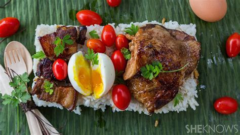 Savor the Philippines with this lunch wrapped in banana leaves