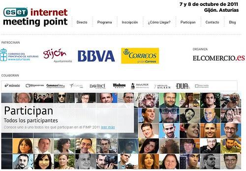 InternetMeetingPoint2011