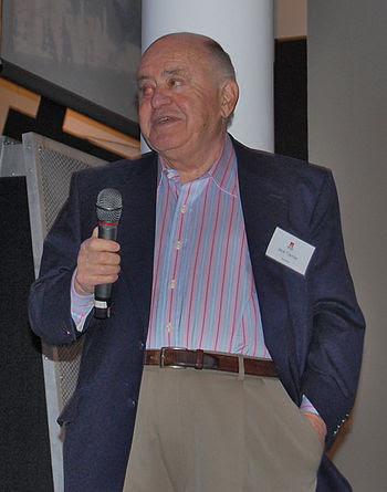 Jack Tramiel founder of Commodore Internationa...