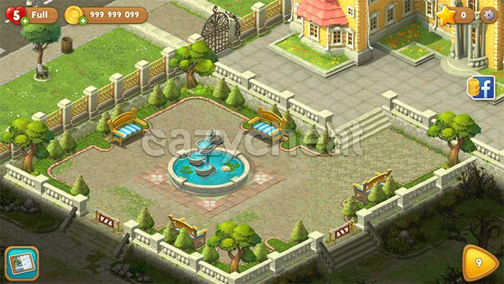 Gardenscapes - New Acres v1.0.0 Cheats
