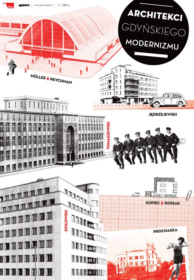 architekci gdyńskiego modernizmu